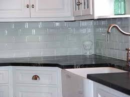 what is a backsplash in kitchen kitchen backsplash blue subway tile