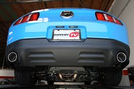 2013 mustang gt flowmaster exhaust comparing flowmaster s exhaust systems on a 2011 mustang stangtv