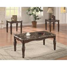 3 piece black coffee table sets coffee table sets bowery hill
