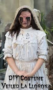 can you dress up for halloween horror nights last minute costume idea be la llorona the weeping woman easy