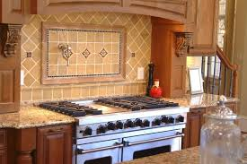 kitchen medallion backsplash 7 beautiful tile kitchen backsplash ideas of the home
