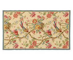tappeto aubusson tappeto aubusson in a mezzo punto giunchi 92x153 cm