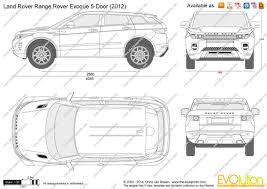 range rover drawing the blueprints com vector drawing land rover range rover