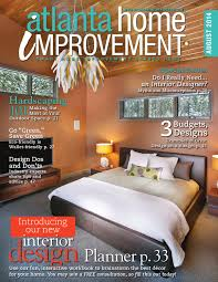 atlanta home improvement 0814 by my home improvement magazine issuu