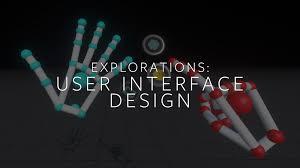 user interface design beyond flatland user interface design for vr