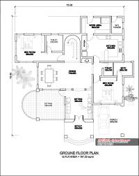 New Contemporary Style House In Kerala Four Bedroom House Plans Kerala Style Memsaheb Net