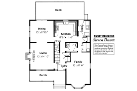 flooring guest house floor plans the deck guest house small home design come with two floors house idea and wet bar dining