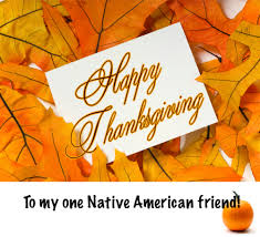 a note of thanksgiving to my one american friend great