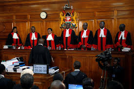 kenyan court orders opposition access to electronic vote count