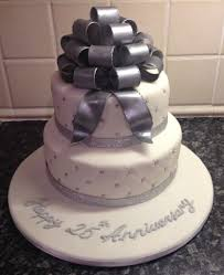 silver wedding anniversary cake ideas 28 images silver wedding