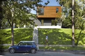 see a modern house in linden hills that u0027s different in style but