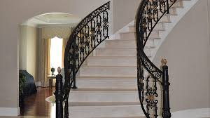 affordable railings md dc va pa cable cast iron glass