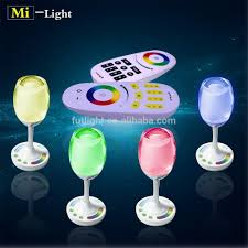 Color Led Light Bulbs by Elegant Portable Rgb Led Light Bulb Color Changing And Dimming