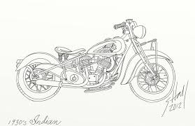 how to draw a motorcycle how to draw a motorbike step step youtube