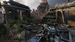 Metro 2033 Map by Metro Exodus Open Levels Day Night Cycle Who You Play And More
