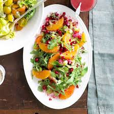 citrus and cranberry salad