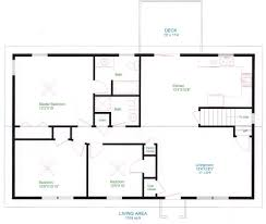House Floor Plans With Dimensions House Floor Plans With Dimensions L 49bcdfaf796dcef7 Simple House