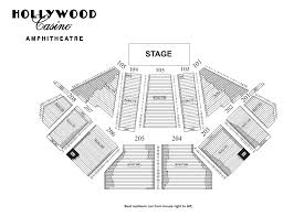 Chicago Theater Map by Hollywood Casino Amphitheatre Chicago Country Megaticket 2017