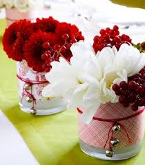 how to make a christmas floral table centerpiece 50 most beautiful christmas table decorations pink lover