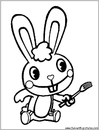coloring page s happytreefriends coloring pages free printable colouring pages