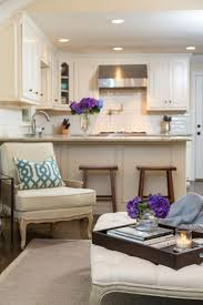 Designs For Small Kitchens Best 25 Kitchen Living Rooms Ideas On Pinterest Kitchen Living