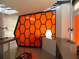 Partition Wall Design Design Composite Gmbh Product Translucent Partition Walls
