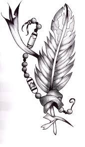 wolf indian tattoos designs feather by kryss deviantart com on deviantart desenhos idéias