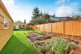 jardin cloture clôture jardin qualité pose