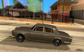 roll royce brown rolls royce silver dawn for gta san andreas