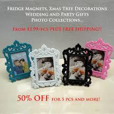 online shop mini small metal art picture frames fridge magnet