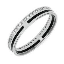 the jets wedding band ring whitby jet and 18ct white gold diamond heart diamond heart
