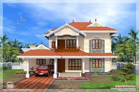simple contemporary style house site image new style home design