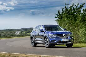 renault suv on the road renault koleos in depth road test review