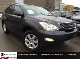 used lexus suv texas used black 2007 lexus rx 350 4wd review slave lake alberta youtube