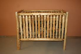 rustic crib furniture interesting furniture image of large rustic