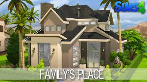 the sims 4 house building contemporary family youtube loversiq