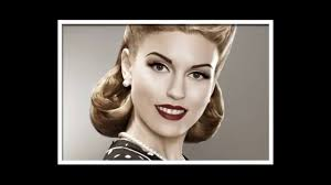 1950s u0027 hairstyles for women u0027s youtube