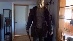 Halloween Costumes Jason Voorhees Celebrate Friday 13th Jason Voorhees Costume Adafruit