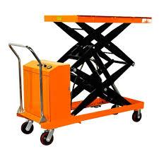 orange scissor lift outlet
