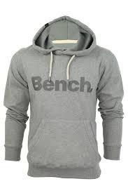 Mens Bench Jacket Bench Mens Over The Head Hoodie Jumper U0027patterson U0027 Long Sleeved Ebay