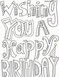 birthday wishes colouring pages google coloring