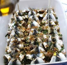 cuisine sicilienne diana s cook sardines farcies à la sicilienne