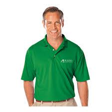 custom polo shirts personalized polo shirts 240671 blue generation moisture wicking men u0027s polo shirts