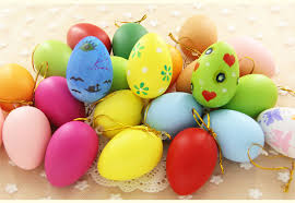 fillable easter eggs aliexpress buy 12pcs easter eggs mix colored plastic empty