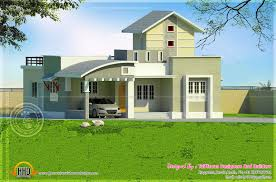 2 bedroom single storied house kerala home design and one floor