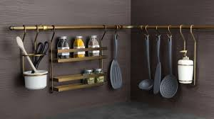range ustensiles cuisine rangement mural cuisine cuisinez pour maigrir