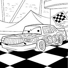 coloriage auto a imprimer