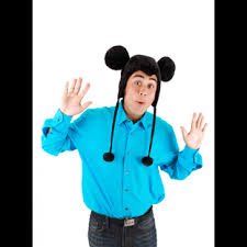 Mickey Mouse Halloween Costume Adults Disney Mickey Mouse Hoodie Hat Mouse Ears