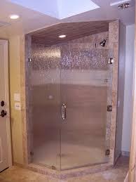 Bath Shower Tile Cozy Bathroom With Delightful Neo Angle Shower Shower Tile Ideas