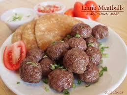 easy lamb meatball recipe culicurious